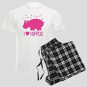 PinkHippo Men's Light Pajamas