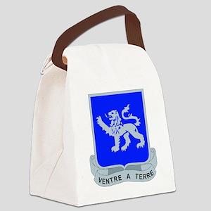 DUI - 68th Armor Regiment Canvas Lunch Bag