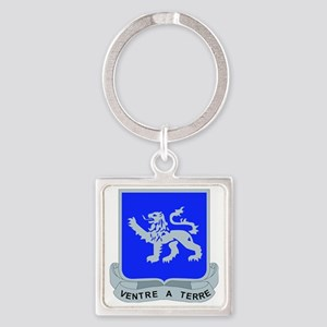DUI - 68th Armor Regiment Square Keychain