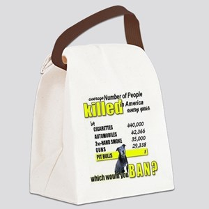 ban Canvas Lunch Bag