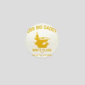 USS BIG DADDY Mini Button