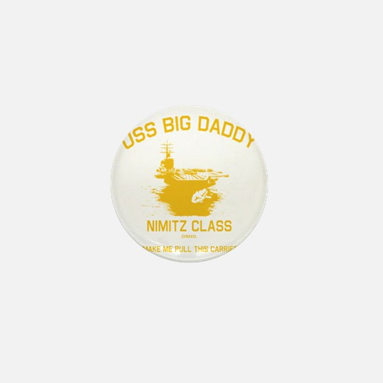 USS BIG DADDY Mini Button
