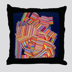 Geometria  Blanda78 Throw Pillow
