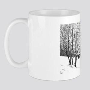wintery_scene_cropped_gray Mug