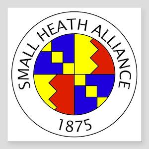 """SHA Logo Large Square Car Magnet 3"""" x 3"""""""