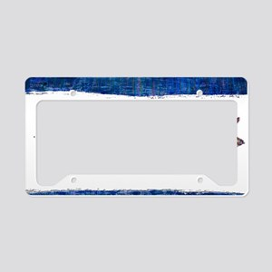edited flag3 License Plate Holder