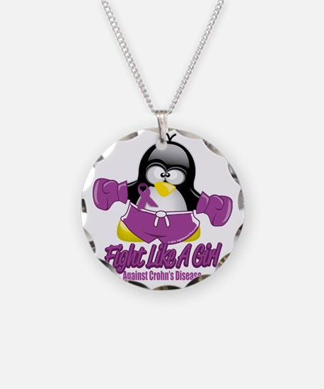 Crohns-Disease-Fighting-Peng Necklace