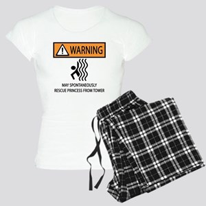 RESCUE PRINCESS Women's Light Pajamas