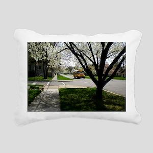 09basic Rectangular Canvas Pillow