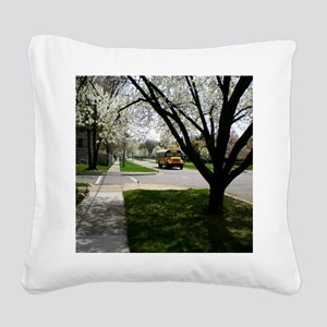 09basic Square Canvas Pillow