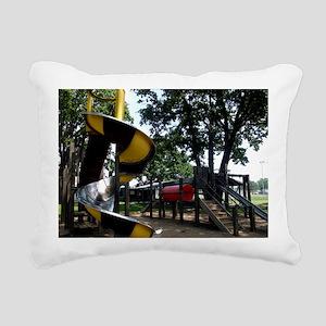010basic Rectangular Canvas Pillow