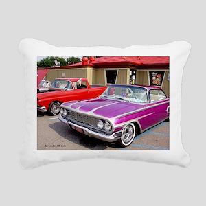 08basic Rectangular Canvas Pillow