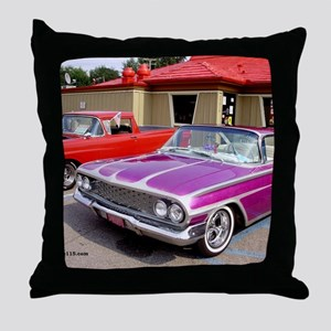 08basic Throw Pillow