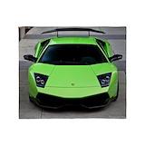 Lamborghini Fleece Blankets