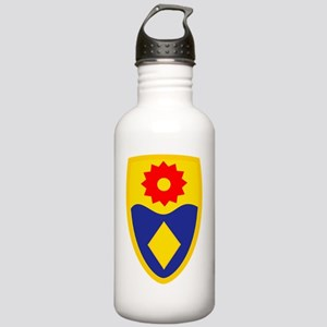 49th MP Brigade Stainless Water Bottle 1.0L
