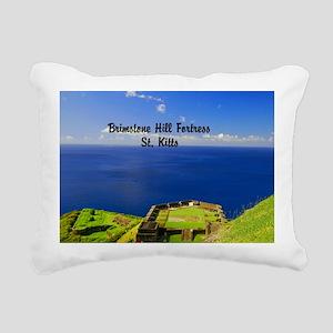 Brimstone Hill Fortress  Rectangular Canvas Pillow