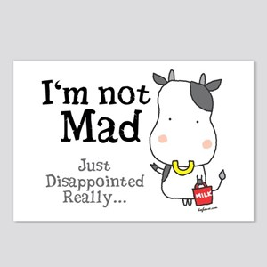 Disappointed Cow Postcards (Package of 8)