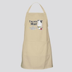 Disappointed Cow BBQ Apron