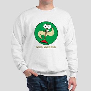 Buff Brooms Sweatshirt