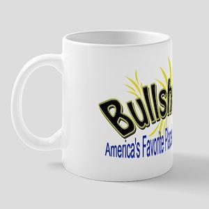 Bullshitra - logo v2 - hat Mug