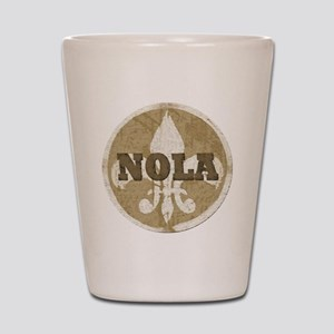 NOLA Shot Glass