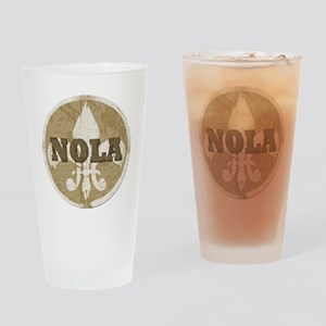 NOLA Drinking Glass