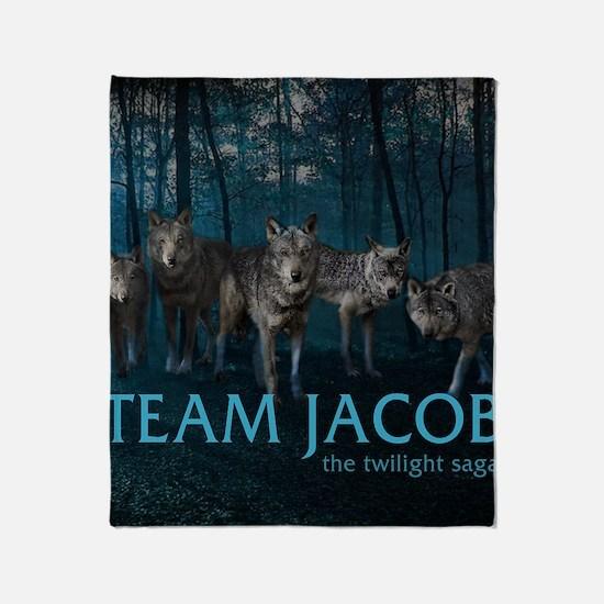 241bg Team Jacob Throw Blanket