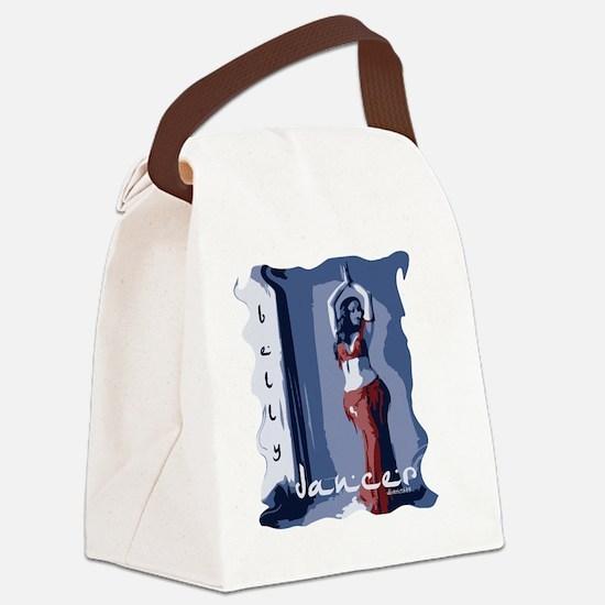 Sonia3 Canvas Lunch Bag