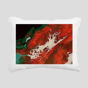 BritishColumbia Rectangular Canvas Pillow