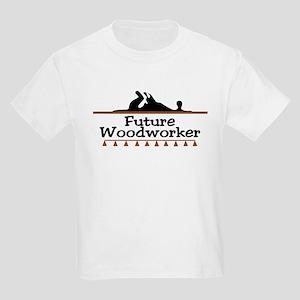 Future Woodworker Kids T-Shirt