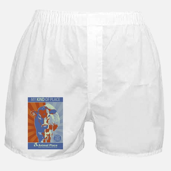 ObeyTheCow Boxer Shorts
