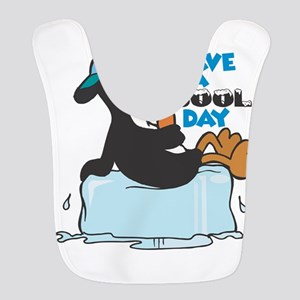 have a cool day penguin copy Bib