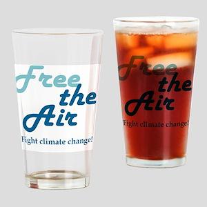 FreeTheAir. Drinking Glass