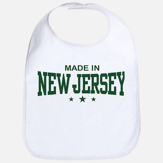 Made In New Jersey Bib