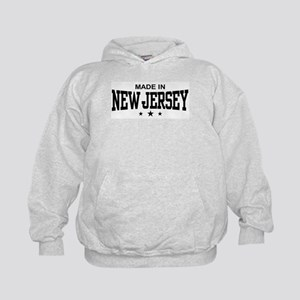 Made In New Jersey Kids Hoodie