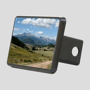 mountain_road_TC Rectangular Hitch Cover