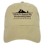 Work to support habit Cap