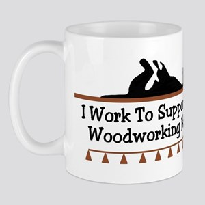 Work to support habit Mug