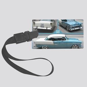 55x3a Large Luggage Tag