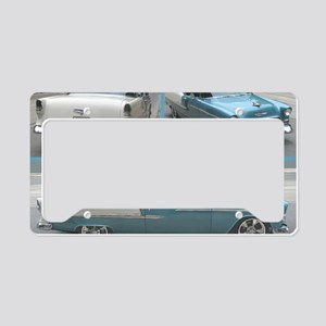 55x3a License Plate Holder