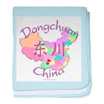 Dongchuan China baby blanket