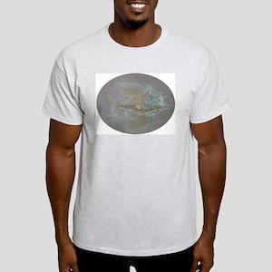 Ash Grey T-Shirt - Dragon Flight