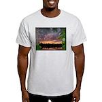 Landscape I Ash Grey T-Shirt
