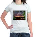 Landscape I Jr. Ringer T-Shirt