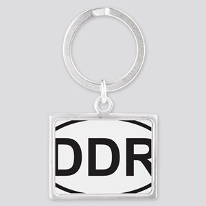 DDR Landscape Keychain