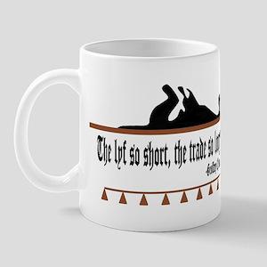 The lyf so short Mug