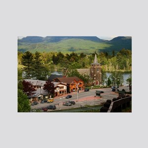 LakePlacidS Mini poster Rectangle Magnet