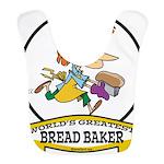 WORLDS GREATEST BREAD BAKER FEMALE CARTOON.png Bib