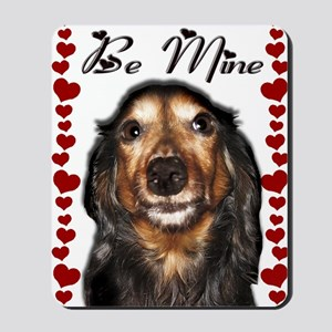 poopyvalentine Mousepad