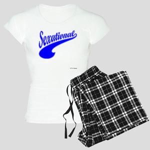 Sexational blue Women's Light Pajamas
